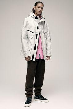 Alexander Wang Fall 2016 Menswear Fashion Show