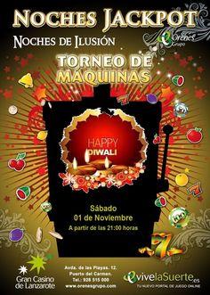 """Torneo de Máquinas """"Diwali"""""""