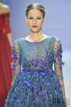 Georges Hobeika Fall-winter 2014-2015 - Couture - http://www.flip-zone.net/fashion/couture-1/fashion-houses/georges-hobeika-4795 - ©PixelFormula