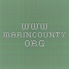 Marin County CA, Climate Aciton Plan www.marincounty.org