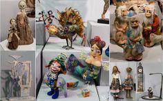 Кукольная Галерея Вахтановъ Ирины Мызиной XVIII Международная выставка художественных кукол и мишек Тедди 25 декабря 2015 – 11 января 2016 года Москва Крымский Вал, д.10, ЦДХ, зал №А24, антресольный этаж