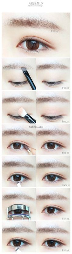 natural make up 裸妆