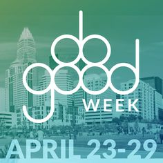 DO GOOD Week celebrates National Volunteer Week to inspire folks to participate in current and future volunteer opportunities offered by local nonprofits. Volunteer Week, Volunteer Services, Letter Of Encouragement, Part Of Hand, Community Service Projects, Grant Writing, United Way, Good Week, Throw A Party