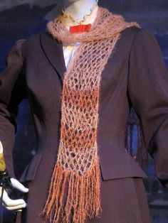 Mary Poppins scarf in archives? I want to make this.