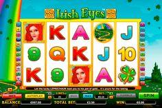 Irish Eyes on erittäin hyvää NextGen kolikkopeli netissä! Tämä peli on varmasti valtava ja erittäin hyvää kasinopeli netissä! Pelissa on hyvää grafiikka, erilaiset bonuspelit, 5 rullat ja 25 voittolinjat, mitä antaa mahdolisuus jokaisille pelajaalle voitta isot rahasummat internetissä!