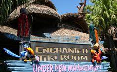 O Tiki Room, uma das atrações clássicas do magic Kingdom, em orlando, ganhou uma repaginação e agora está sob a nova direção de Zazu e Yago