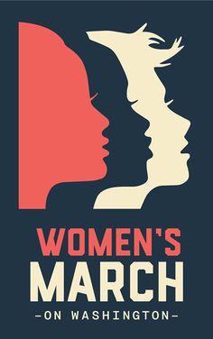 Women's March on Washington January 21, 2017