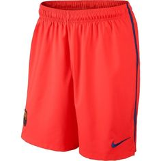 33c7b27ae8 The 2014/15 FC Barcelona Stadium Home/Away Men's Football Shorts show  support for your favourite team with replica details on lightweight,  sweat-wicking ...