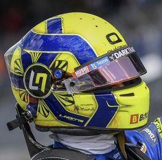 Mclaren Mercedes, Helmet Design, Helmets, Formula 1, Helmet, Hard Hats