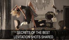 Secrets Of The Best Levitation Shots Shared