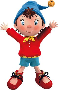 Noddy Coloring Pages - Coloring pages for kids