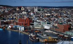 St. John's Newfoundland.....Mother's home