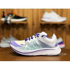 ee69ddd7638 Nike Zoom Fly SP Sepia Stone AJ8229 101 Womens Running Shoes White Indigo  Burst Top Deals