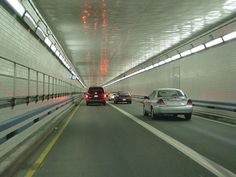 Do you get claustrophobic in tunnels or anywhere else?
