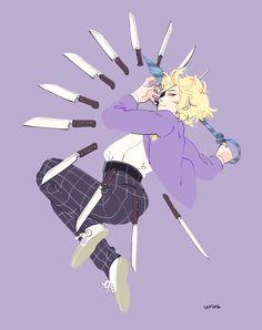 """My baby cactus is sharp"" Hanazawa Teruki, Mob psycho 100 by Karen Gatoux Character Inspiration, Character Art, Character Design, Mob Psycho 100 Anime, Mob Physco 100, Fanart, Another Anime, Demon Slayer, Pokemon"