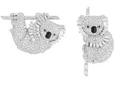 Clip Koalas de Van Cleef & Arpels