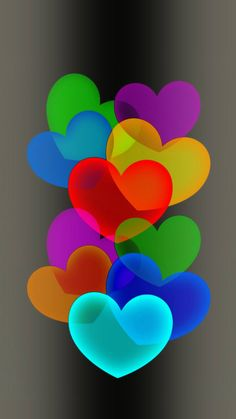 heart multi Wallpaper by dathys - - Free on ZEDGE™ now. Browse millions of popular coeur Wallpapers and Ringtones on Zedge and personalize your phone to suit you. Browse our content now and free your phone Flower Phone Wallpaper, Heart Wallpaper, Love Wallpaper, Cellphone Wallpaper, Colorful Wallpaper, Nature Wallpaper, Wallpaper Backgrounds, Iphone Wallpaper, Screen Wallpaper