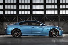 2015 Dodge Charger R/T Scat Pack Has More Power Than A Greek God