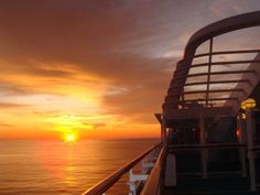 Experience an onboard sunrise to begin your day with wonder. #RelaxwithPrincess