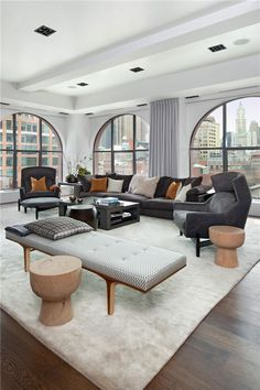 Two Spectacular Lofts for Sale in Tribeca | HomeDSGN, a daily source for inspiration and fresh ideas on interior design and home decoration.