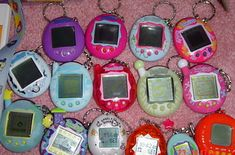 Tamagotchi has been reinvented as an APP. | 34 Things That Will Make '90s Girls Feel Old