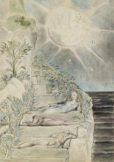 Ashmolean Museum - William Blake