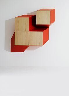 // S-Cube by Ferruccio Laviani   Emmemobili