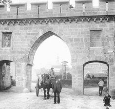 Poort waerachtig is van 1888