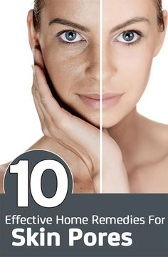 Nobody observes our pores just the way we see them in mirror. skin pores make the face look dull and aged. Here are 17 effective home ...