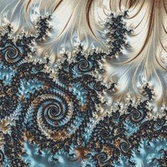 (10) Name: 'Embroidery : Fractal Cross Stitch Pattern No. 4763