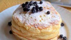 Pancake Recipe With Yogurt, Best Pancake Recipe, Yogurt Pancakes, Yogurt Recipes, Avocado Recipes, Pancake Muffins, Avacado Breakfast, Avocado Dessert, Avocado Toast