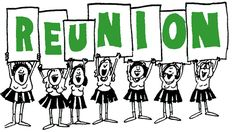 Planning a school reunion party? Check out some fun ways to organize your party at www.Back2College.in