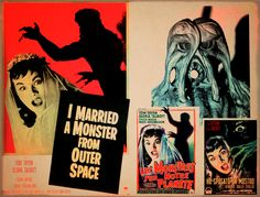 Film Images, Outer Space, Monsters, February, Horror, Facebook, Movie Posters, Planets, Film Poster