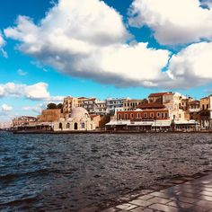 Old port of Chania. I cant get enough of it !