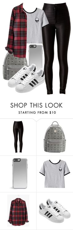 """""""Untitled #1228"""" by natalia-viana-gtl ❤ liked on Polyvore featuring MCM, Chicnova Fashion and Madewell"""
