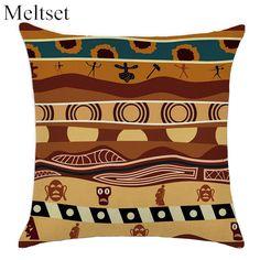 Home & Garden Easter Egg Pattern Cotton Linen Cushion Cover Throw Pillow Case Home Decor Pillowcover Cojines Decorativos Para Sofa #mar04 Modern Techniques Cushion Cover