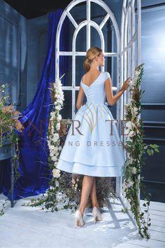 Evening dress ED 17007