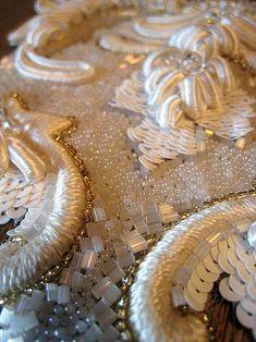 Секреты волшебной вышивки от François Lesage | Stylish widget | Baku, Azerbaijan