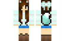 minecraft skin Girl Check out our YouTube : https://www.youtube.com/user/sexypurpleunicorn