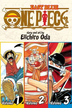 One Piece 1 One Piece