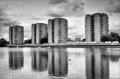 Thamesmead, UK    Photo by George Rex