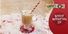"""""""Winter Wonderland Sip"""" ~Trim Healthy Mama Friendly~ // //  It's January 2014…the start of a New Year, a clean slate, a fresh start…so wipe the slate clean and y…"""