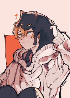 Otaku Anime, Anime Manga, Anime Guys, Anime Art, Fanarts Anime, Anime Characters, Gakuen Ouji, Tokyo Ravens, Animes Wallpapers