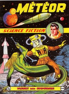 Meteor  | comic art inspiration | digital media arts college | www.dmac.edu | 561.391.1148