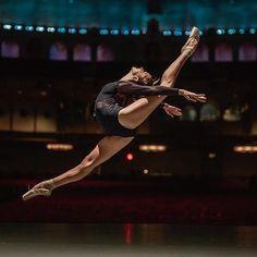 Tia Wenkman with Master Ballet Academy at the Orpheum Theatre Photo © Eva Nys Photography