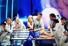 Taylor Swift ist DIE Abräumerin der Billboard Music Awards. Sage und schreibe acht Preise räumte die Country-Sängerin am Abend in Las Vegas ab. Ihr Erfolgsgeheimnis? Boys & Songs