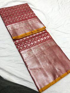 Kanjivaram Sarees, Bridal Wedding Dresses, Saree Collection, Indian Sarees, Indian Wear, Blouse Designs, Outdoor Blanket, Sari, Women's Fashion