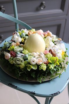 Easter Flowers, Eggs, Breakfast, Food, Morning Coffee, Egg, Meals, Egg As Food, Morning Breakfast
