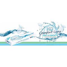 #Lenti a contatto giornaliere, monouso. Scegli la tua gradazione e scopri tutto il comfort delle lenti a contatto HD Comfort Lens di MP Distribution >> http://www.farmaciaigea.com/34071-mp-distribution-hd-comfort-lens-050-lenti-a-contatto-giornaliere.html