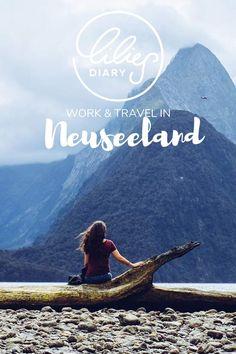 Ihr plant euer Work & Travel Neuseeland? Wir haben auf www.lilies-diary.com hilfreiche Tipps für die Jobsuche, den Wohnungsmarkt und wie ihr euch schnell eingewöhnt. Wanderlust, Roadtrip, New Zealand, Graphic Design, Holiday, Movies, Movie Posters, Travel, Love Photography